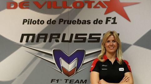 El accidente de María de Villota: ¿Que Marussia no tenía responsabilidad?