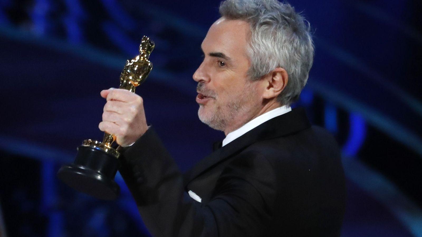 Foto: Alfonso Cuarón. (REUTERS)