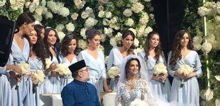 Post de El rey de Malasia renuncia al trono por sorpresa tras casarse con una miss
