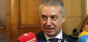 Post de Urkullu comparecerá de urgencia a las 16.00 horas para convocar elecciones el 5 de abril