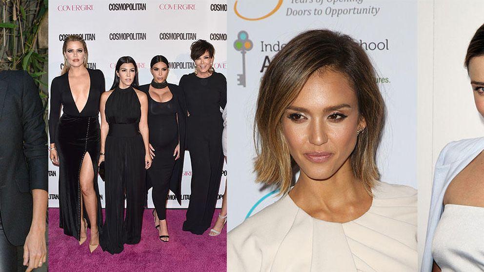 De Miranda Kerr a las Kardashian: las famosas hacen negocio con la belleza
