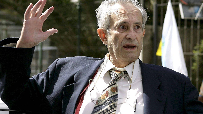 Antonio Cubillo, en 2009. (EFE)