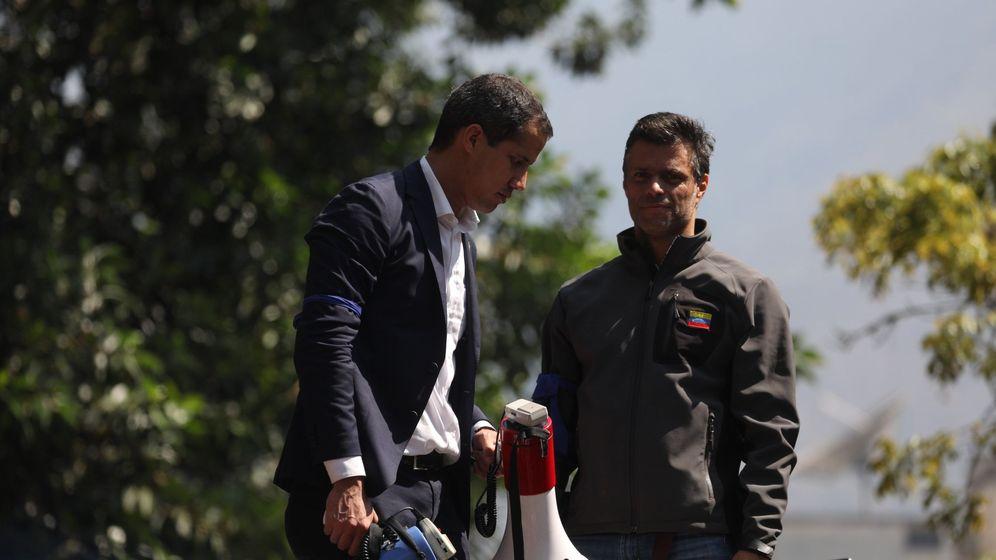 Foto: Leopoldo López. (EFE)