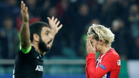 Simeone no sabe cómo cerrar las numerosas grietas del Atlético
