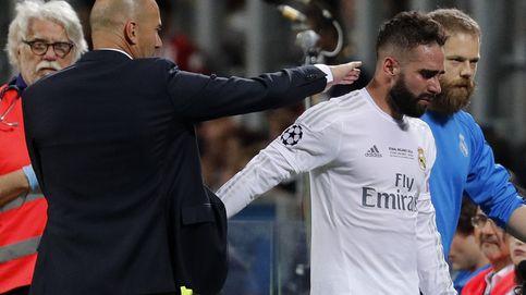 Carvajal se queda sin Eurocopa y Héctor Bellerín será su sustituto