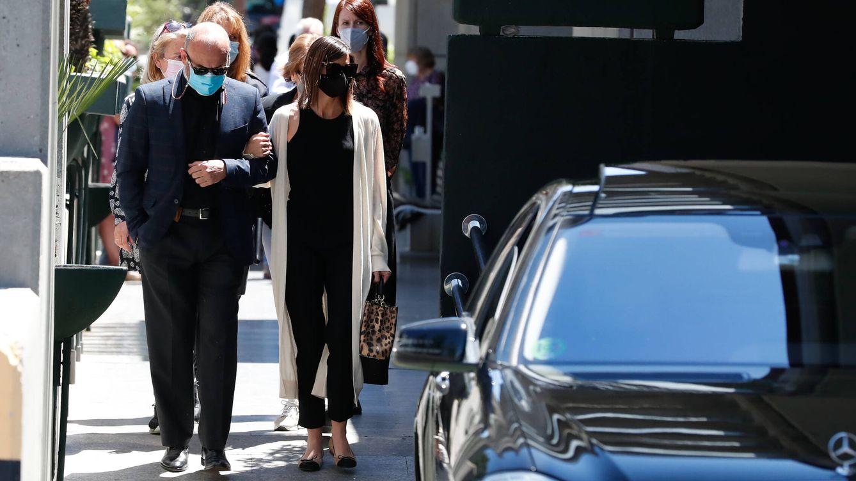 Último adiós a Mila Ximénez: despedida de amigos y una ceremonia íntima