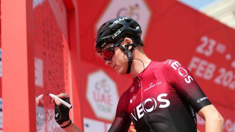 Chris Froome abandona Ineos y ficha por Israel para volver a ser líder de equipo