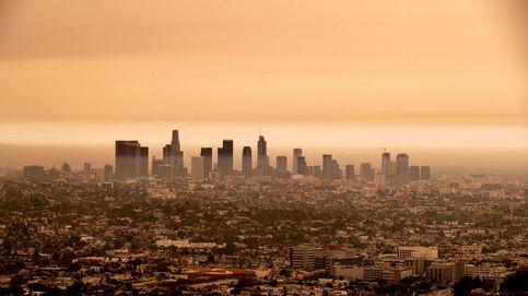 El cielo naranja de Los Ángeles y moda española que se adapta: el día en fotos