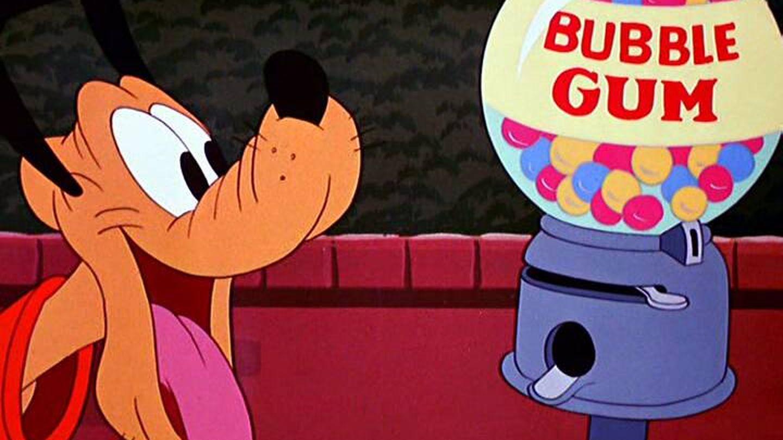 Fotograma del corto 'Pluto in Bubble Bee'