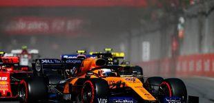 Post de La reunión de Carlos Sainz con su nuevo jefe y la debilidad del McLaren