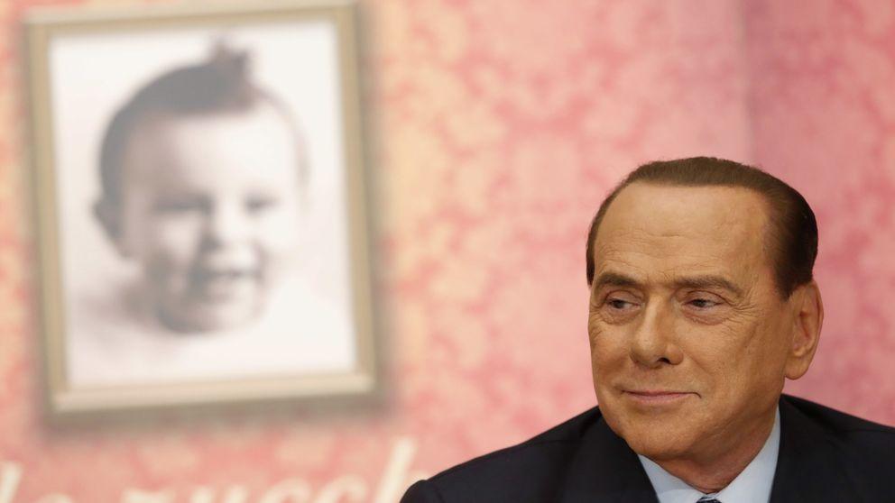 El gineceo de Berlusconi echa humo