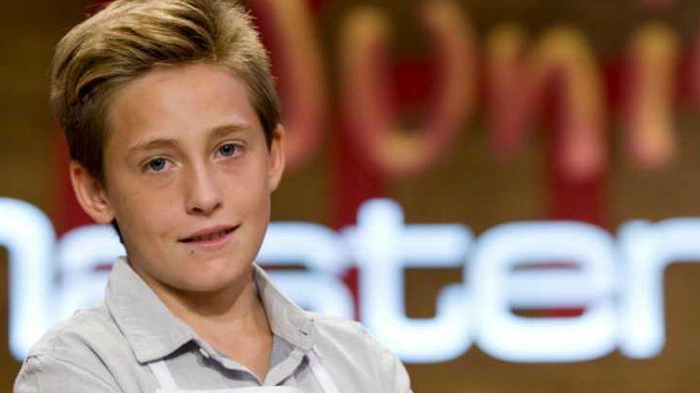 'MasterChef Jr': castigo a un niño por hacer un comentario machista