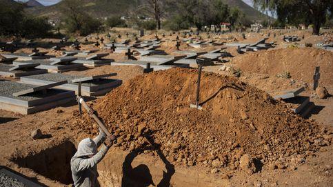 Sudáfrica advierte que van directos hacia una tormenta ante la subida de contagios