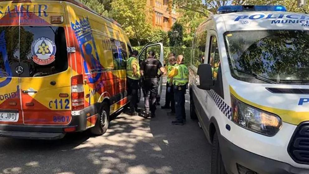 Detenido el conductor del autobús del atropello mortal de Madrid