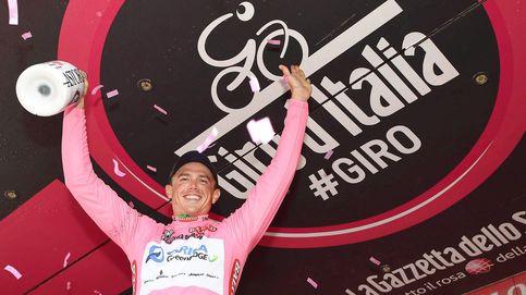El Orica se lleva la crono por equipos y Contador arranca a 7 de la 'maglia rosa'