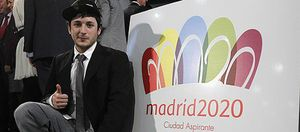 Foto: El polémico logo de Madrid: del '20020' al supuesto plagio pasando por la pérdida de espíritu olímpico