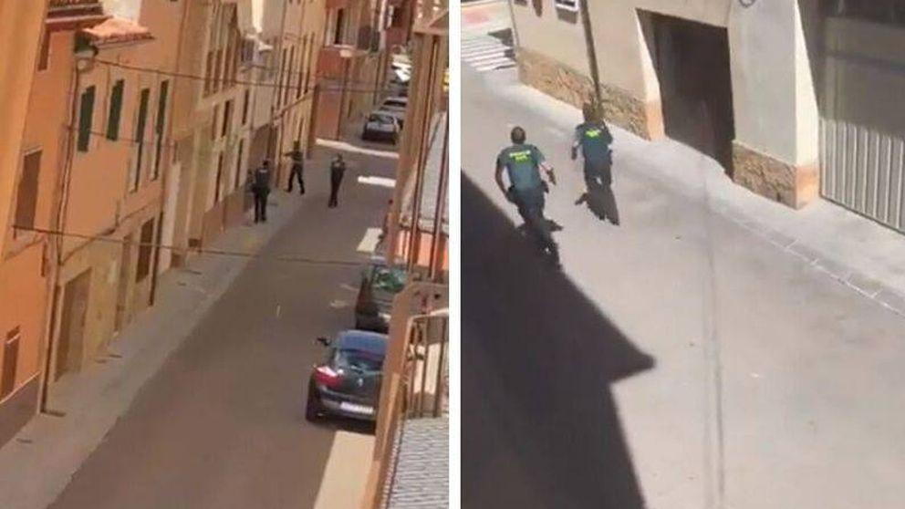 Prisión provisional para el 'Rambo de Requena' por varios delitos en Teruel