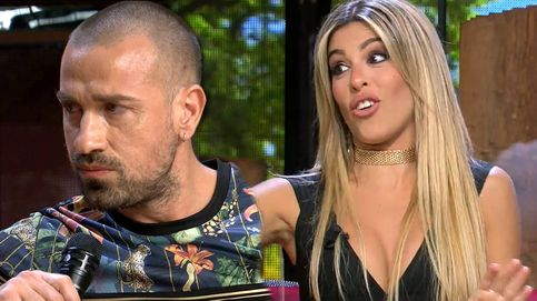 Oriana Marzoli degrada a Rafa Mora en 'La casa fuerte': No has evolucionado