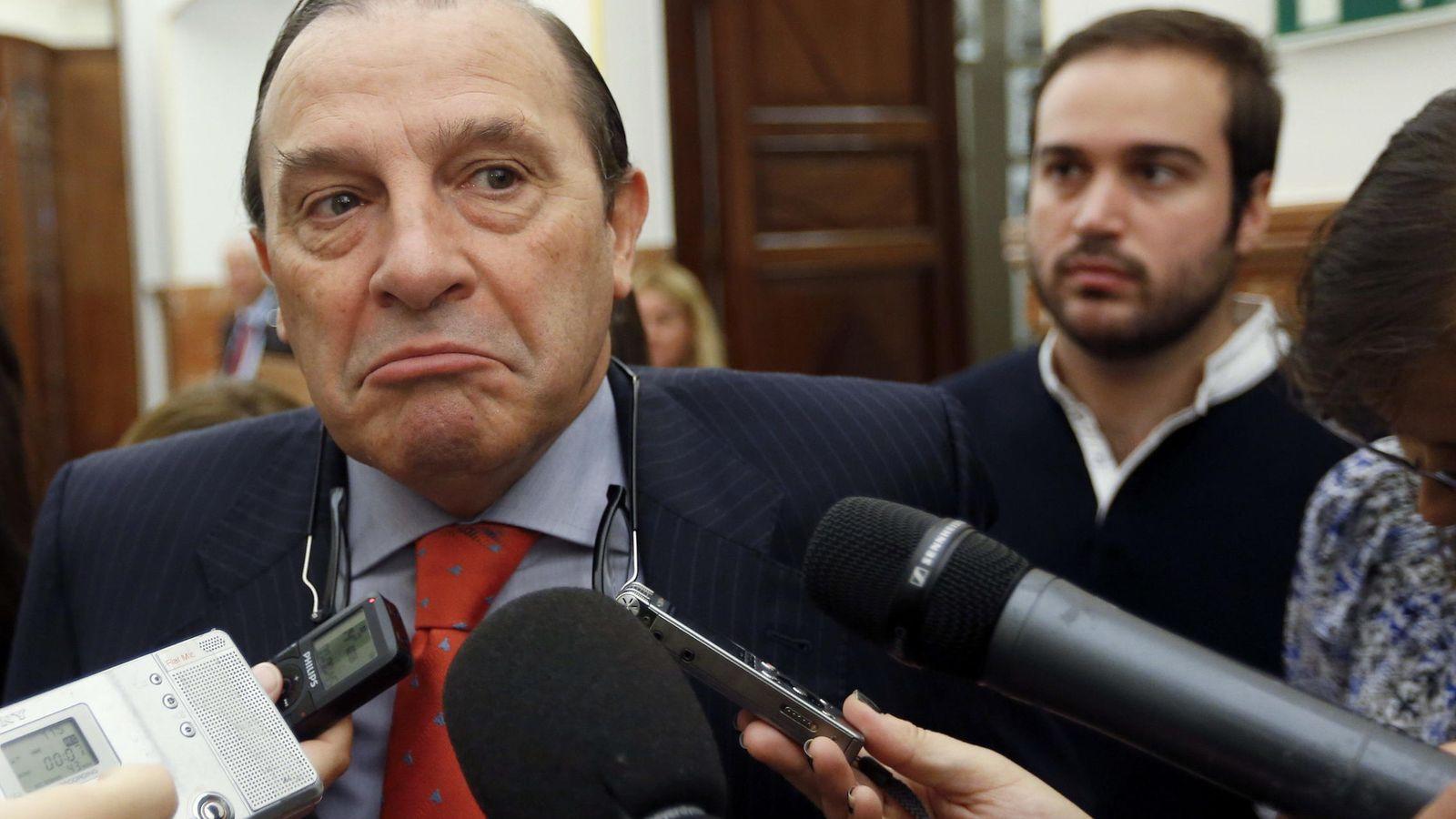 Foto: El portavoz de Economía del PP, Vicente Martínez Pujalte (EFE)