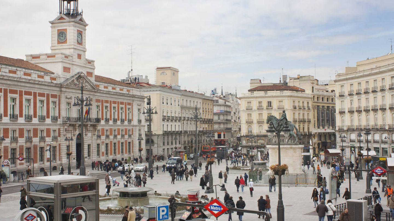 Puerta del Sol. (iStock)