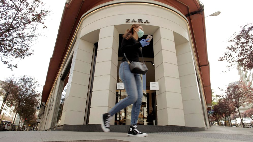 Foto: Tienda de Zara en A Coruña