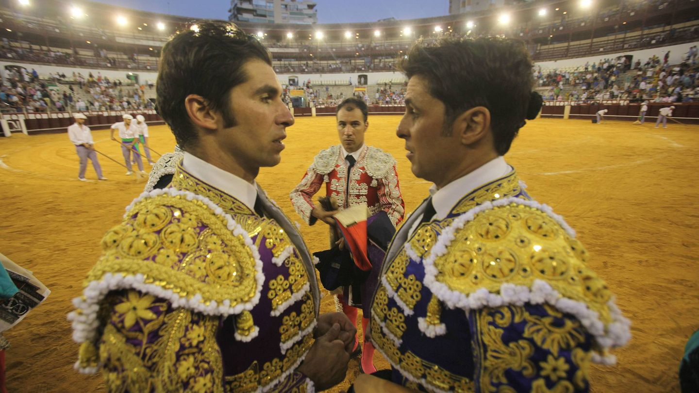 Fran y Cayetano Rivera. (Cordon Press)