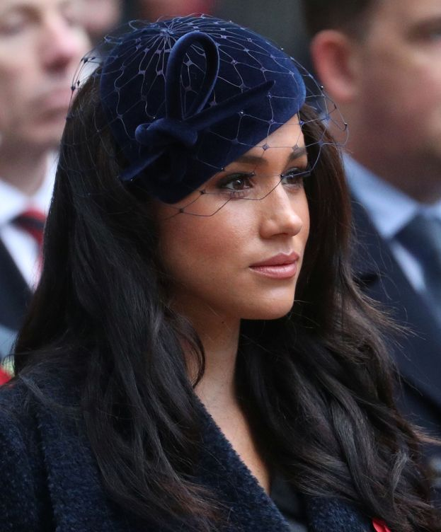 Foto: La duquesa de Sussex. (Reuters)