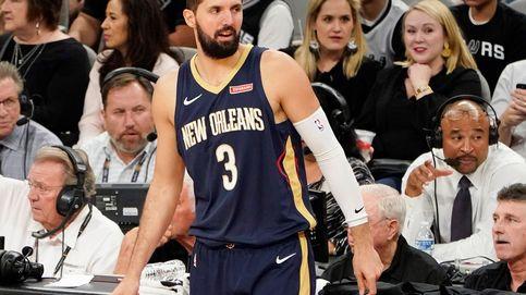 Mirotic y Ricky sonríen en medio de la salvaje batalla del oeste NBA