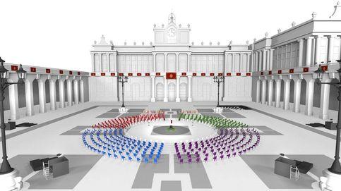 100 afectados por covid, palabras del Rey y de dos víctimas: así será el homenaje del 16-J