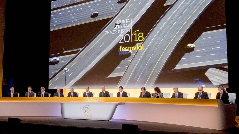 Foto: Ferrovial ha registrado unas pérdidas de 98M en el primer trimestre.