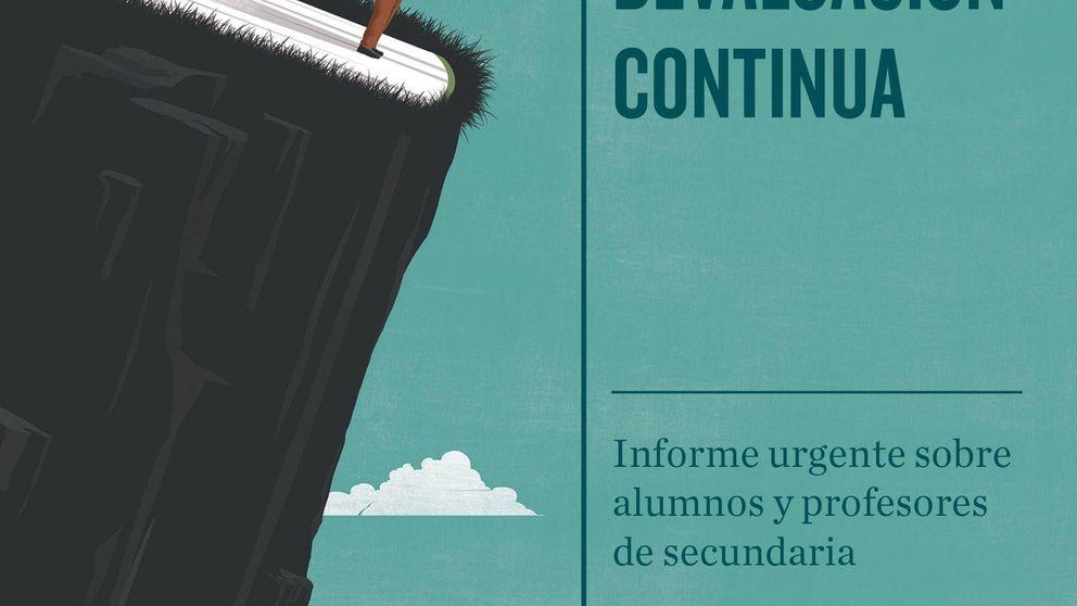 Andreu Navarra: Muchos alumnos no entienden un texto de cuatro líneas
