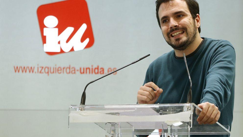 IU no apoyará de ninguna forma un pacto PSOE-C's ni negociará con los dos juntos