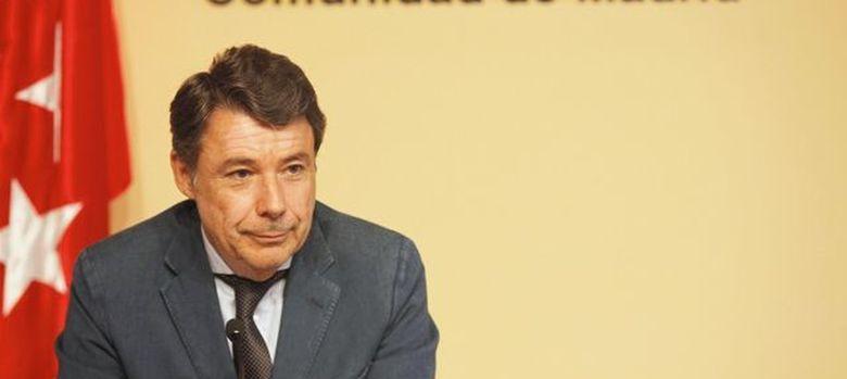 Foto: El presidente de la Comunidad de Madrid, Ignacio González