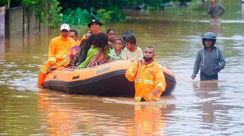 Al menos 70 muertos por las inundaciones en Indonesia y Timor Oriental