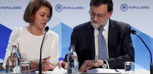 Post de Kitchen llega a su fin: Cospedal se libra del banquillo 'in extremis' y Rajoy, de la citación