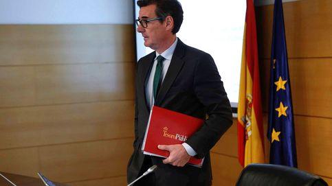 El Tesoro coloca 5.372 millones de euros en letras y cobra más a los inversores