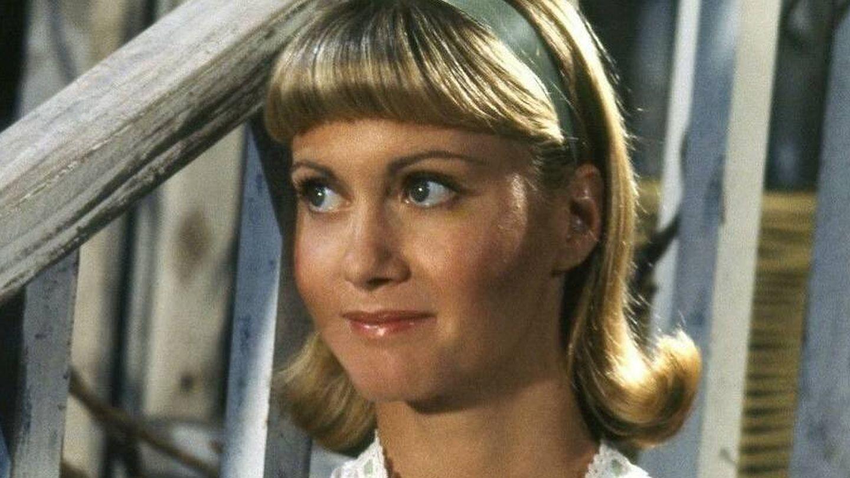 El mítico peinado de Sandy en 'Grease'.