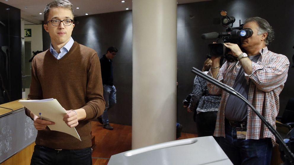 Errejón pone 'deberes' a Podemos para atraer al 52% que nunca les votaría