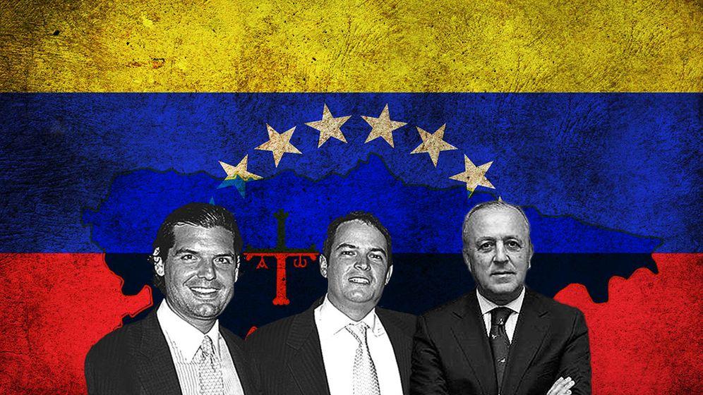 Foto: De izquierda a derecha, Álex Betancourt, Pedro Trebbau y Juan Carlos Torres Inclán.