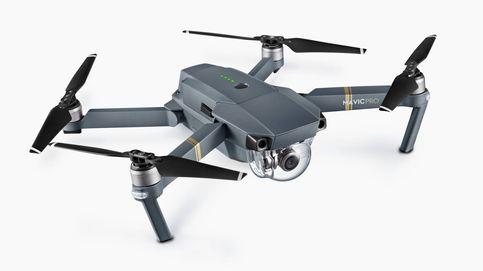 Potente, diminuto y plegable: DJI responde a GoPro con el dron Mavic