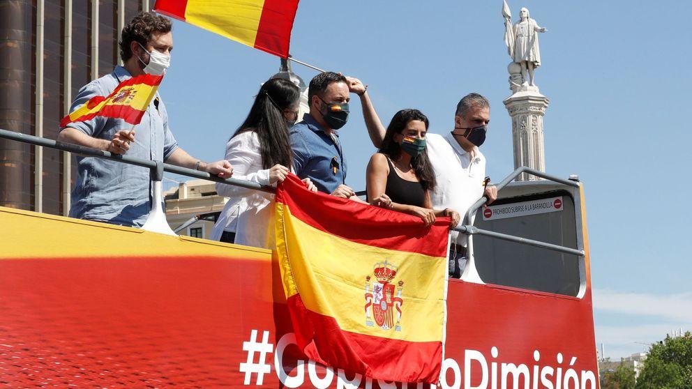 De la calle al Congreso, la política entra en proceso de 'venezuelización'