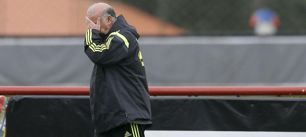Foto: El Mundial de Brasil es el peor revés de la selección española en la mayor competición que tiene el fútbol.