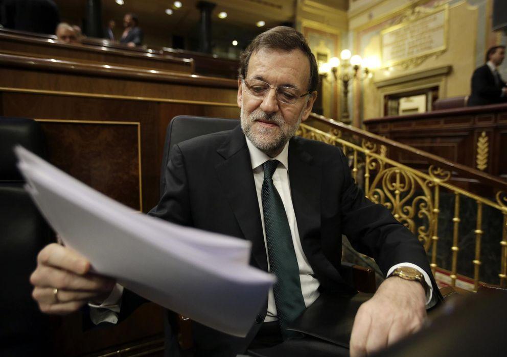 Foto: Mariano Rajoy, presidente del Gobierno (Reuters)