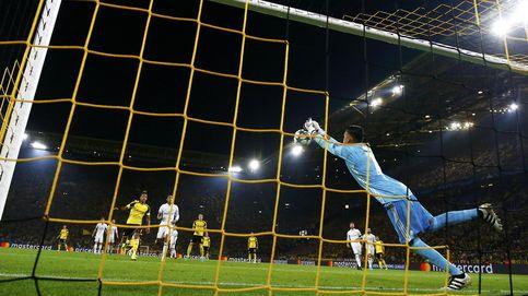 Keylor Navas: En el primer gol cometí un error, tomé una muy mala decisión