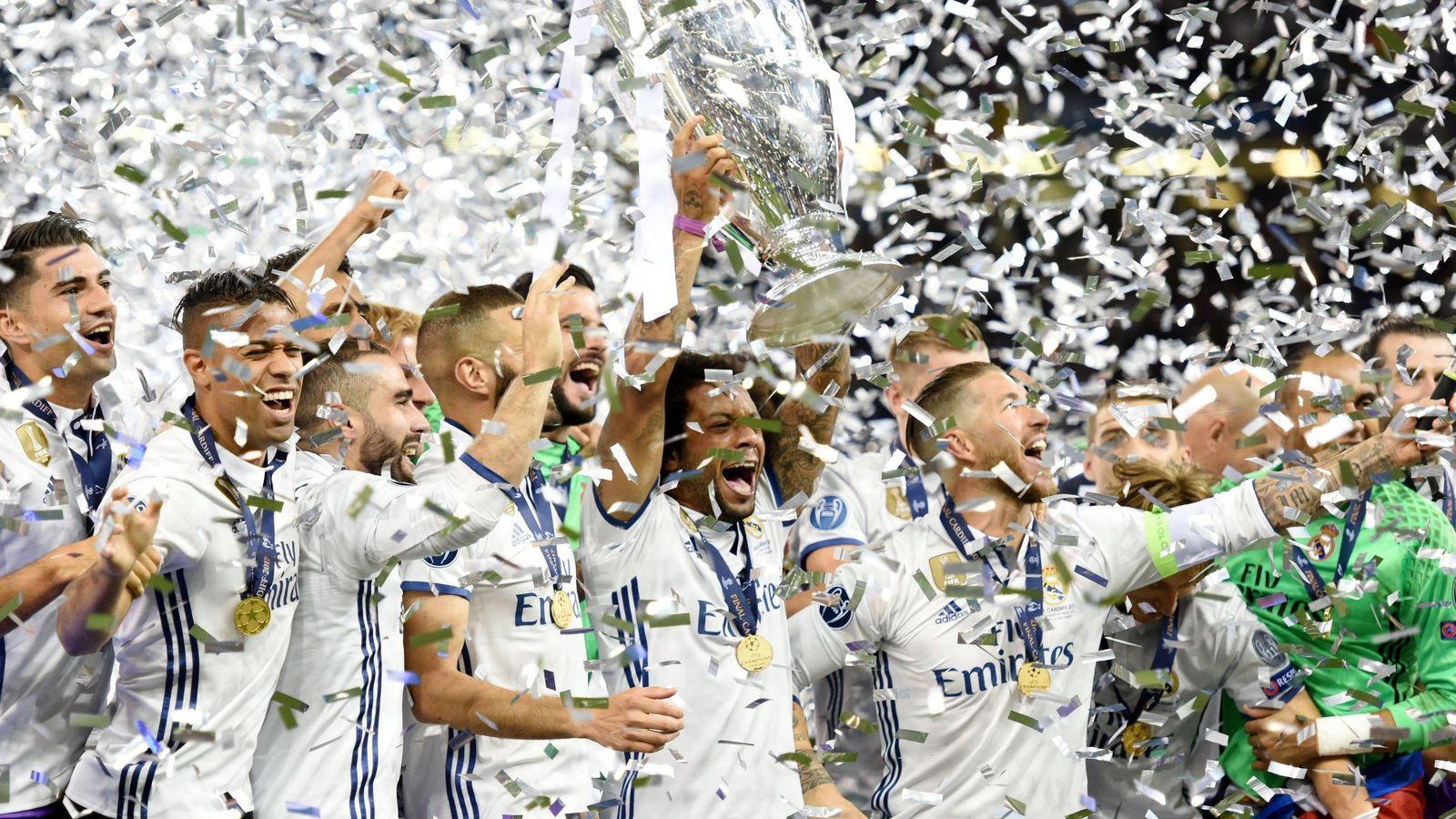 Foto: El Real Madrid defenderá el título conseguido en junio en Cardiff. (EFE)