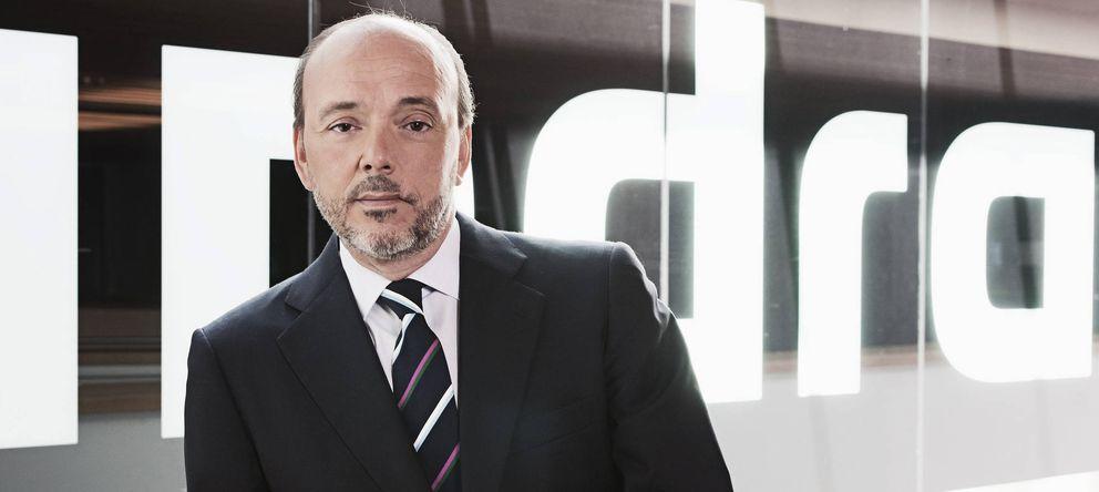 Foto: El presidente de Indra España, Javier Monzón. (EFE)