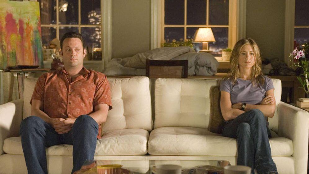 Foto: Un divorcio puede ser menos doloroso de lo que piensas si sabes cómo. (Fotograma del filme 'Separados')