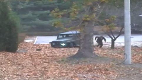 Así desertó un soldado de Corea del Norte entre disparos de sus compañeros