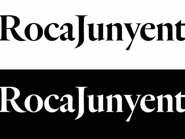 Roca Junyent renueva su imagen corporativa uniendo los apellidos y remodelando el logo