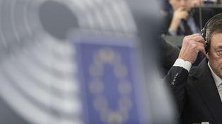 Draghi pide bajar impuestos. Nadie le escucha
